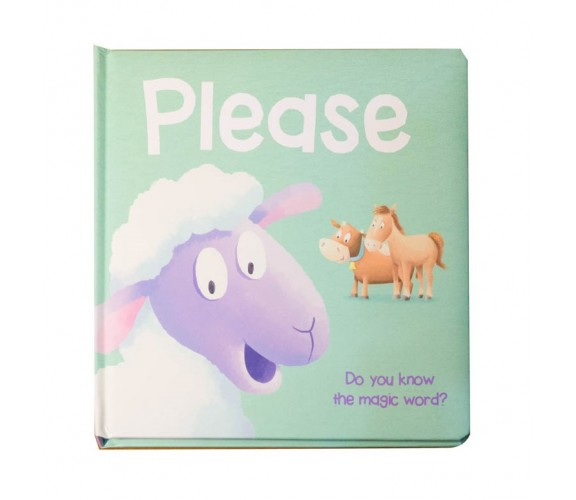 Please - Manners Board Books
