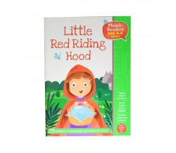 Little Red Riding Hood - LV3 Phonic Readers Age 4-6