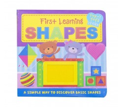 Tiny Tots First Learning - Shapes