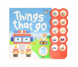 Things that Go Sound Book
