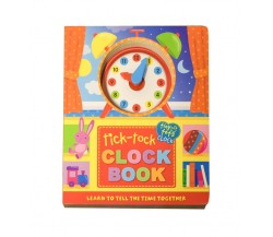 Tiny Tots - Tick-Tock Clock Book