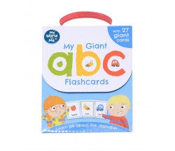World and Me - My Giant ABC Flashcards