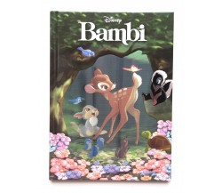 Disney Bambi Story Book with 3D Lenticular Cover
