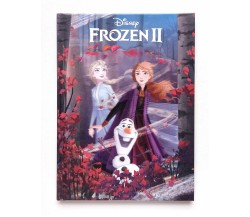Disney Frozen 2 Story Book with 3D Lenticular Cover
