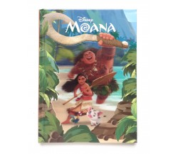 Disney Moana Story Book with 3D Lenticular Cover