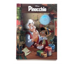 Disney Pinocchio Story Book with 3D Lenticular Cover