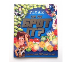 Disney Pixar Can You Spot It? Look and Find Activity Book