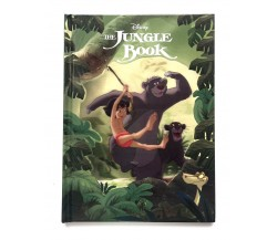 Disney The Jungle Book Story Book with 3D Lenticular Cover