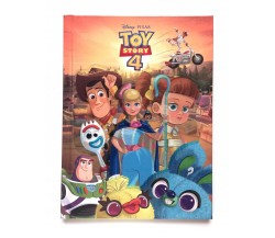Disney Pixar Toy Story 4 Story Book with 3D Lenticular Cover