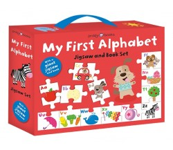 PRIDDY - MY FIRST ALPHABET SET: MY FIRST BOX SETS