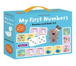 PRIDDY - MY FIRST NUMBERS SET: MY FIRST BOX SETS