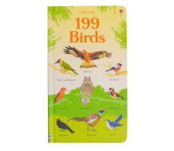 Usborne - 199 Birds board book