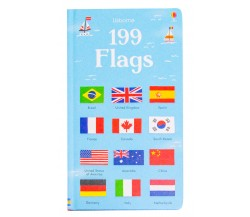 Usborne - 199 Flags board book