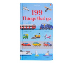 Usborne - 199 Things that go board book