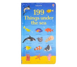 Usborne - 199 Things under the sea board book