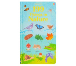 Usborne - 199 Things in nature board book