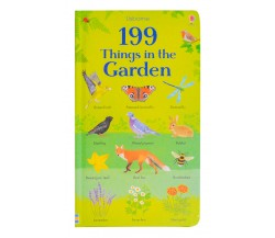 Usborne - 199 Things in the garden board book