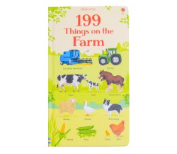 Usborne - 199 Things on the farm board book