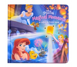 Disney Princess Magical Moments - A Light-Up Board Book