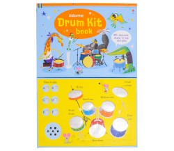 Usborne - Drum kit sound book