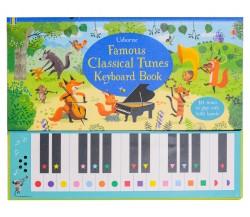Usborne - Famous classical tunes keyboard book