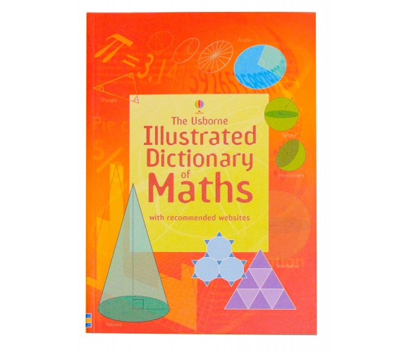 Usborne - Illustrated dictionary of maths