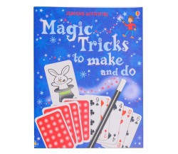 Usborne - Magic tricks to make and do