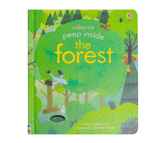 Usborne - Peep inside the forest