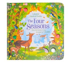 Usborne - The Four Seasons with music by Vivaldi sound board book