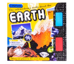 Iexplore The Extraordinary Truth about Earth - With 3D Pictures and Glasses