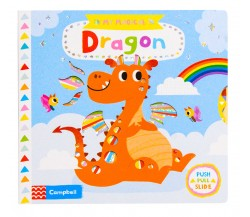 Campbell - My Magical Dragon - Push, Pull, Slide Book