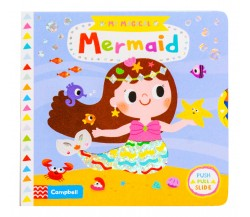 Campbell - My Magical Mermaid - Push, Pull, Slide Book