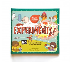 Super Science: Experiments - Pop Up - Lift-the-flaps Book