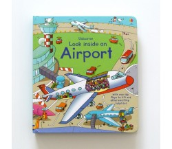 Usborne - Look inside an airport