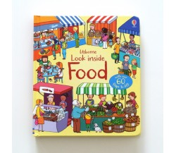 Usborne - Look inside food
