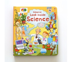 Usborne - Look inside science