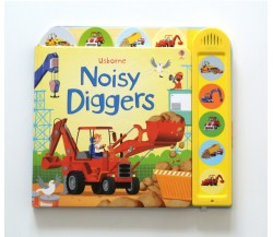 Usborne - Noisy diggers Sound Book