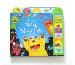 Usborne - Noisy monsters Sound Book