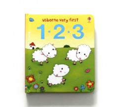 Usborne - Very first 123