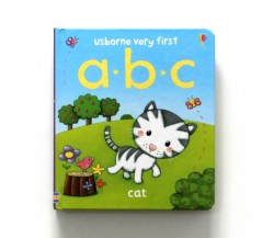 Usborne - Very first ABC