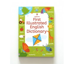 Usborne - First illustrated English dictionary