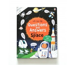 Usborne - Lift-the-flap questions and answers about space