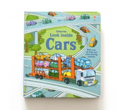 Usborne - Look inside cars