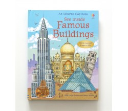 Usborne - See inside famous buildings