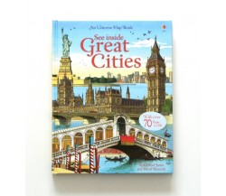 Usborne - See inside great cities