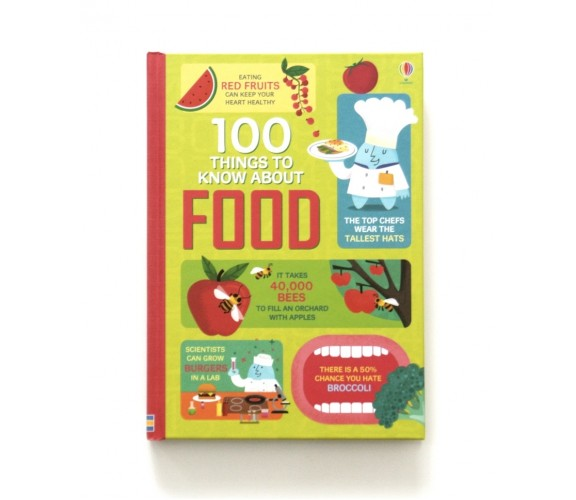 Usborne - 100 things to know about food