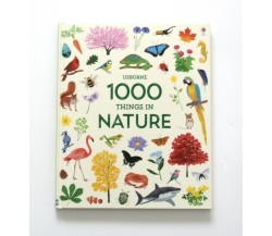 Usborne - 1000 things in nature