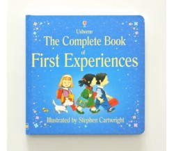 Usborne - The complete book of first experiences