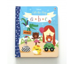 Usborne - Lift-the-flap ABC