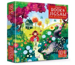 Usborne - Little Red Riding Hood jigsaw and picture book